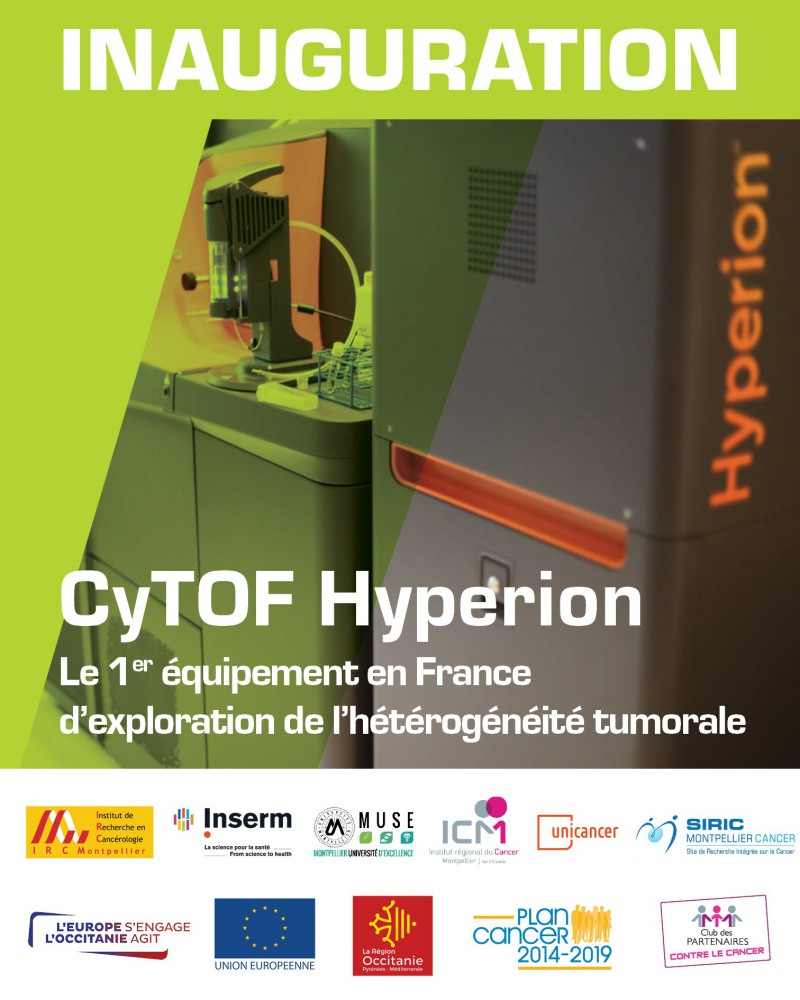 Cytofinauguration