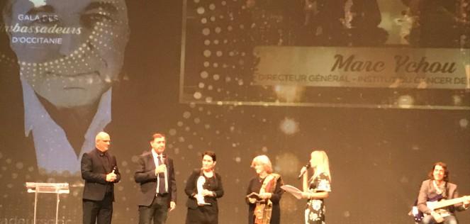L'ICM lauréat du gala des Ambassadeurs