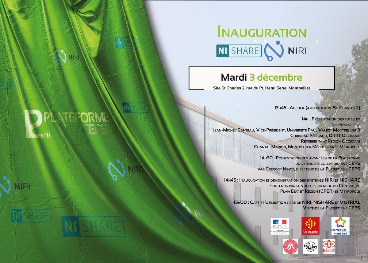 image Inauguration Nishare